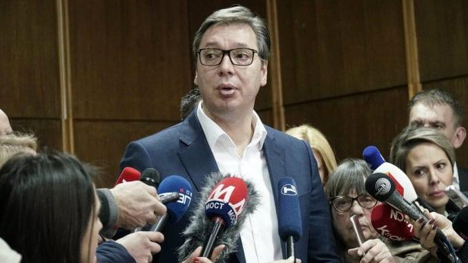 Vučić: Kaznena politika u Srbiji stroža od one u Nemačkoj 1