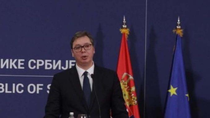 Vučić: Građani će uskoro odlučivati na izborima ko će biti na vlasti, a ko u opoziciji 1