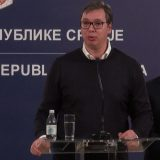 Vučić o pismu organizatora protesta: Toliko je glupo da nemam reči 13