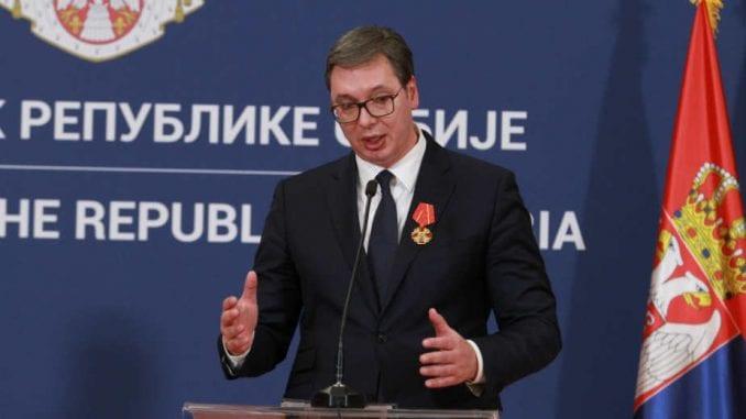 Vučić o Putinovoj poseti: Nikad ne bih mogao da privučem toliko ljudi 3