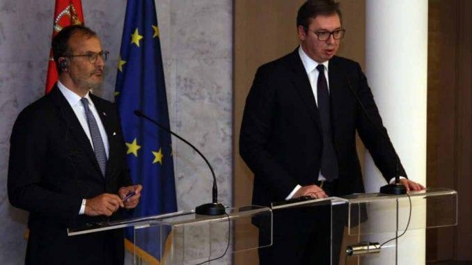 Vučić: Dijalog nastaviti kad Priština ukine takse 1