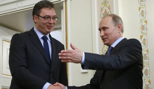 Vučić nije dobio najviše odličje od Putina 2