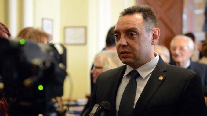 Ministar odbrane čestitao Dan državnosti Srbije 1