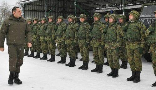 Vulin u Kopnenoj zoni bezbednosti pozvao na jedinstvo Srba 1