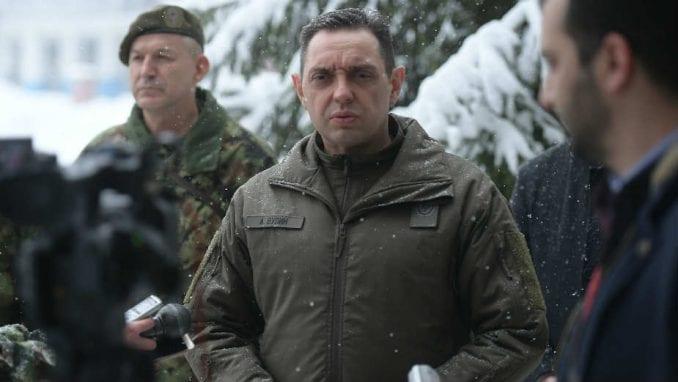 Vojni sindikat pozvao Vulina da energiju usmeri na rešavanje problema u Vojsci 1