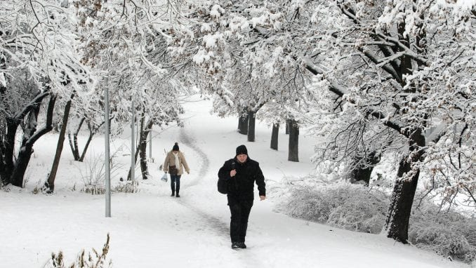 Todorović (RHMZ): Vremenska prognoza se ostvarila 1
