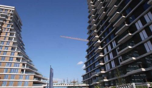 Beograd na vodi: Počela prodaja stanova u Kuli 4