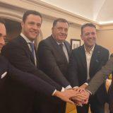 Dodik sa Štraheom i predstavnicima Lige 9