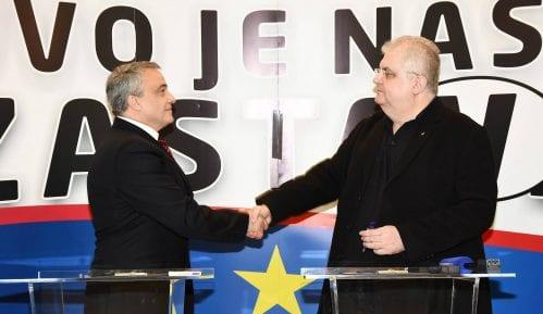 Čanak i Odžić potpisali sporazum o saradnji 2