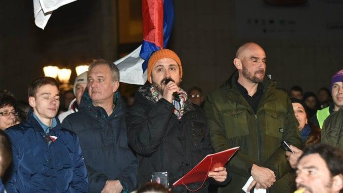 Trifunović: Ako opozicionari budu na kamionima, ja ću na ulicu 1