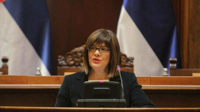 Gojković: Neka opozicija dođe i javno kaže da je protiv Tijaninog zakona 2