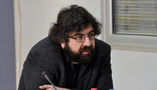 Inicijativa Ne da(vi)mo Beograd želela da uđe na sastanak, obezbeđenje nije dozvolilo 8