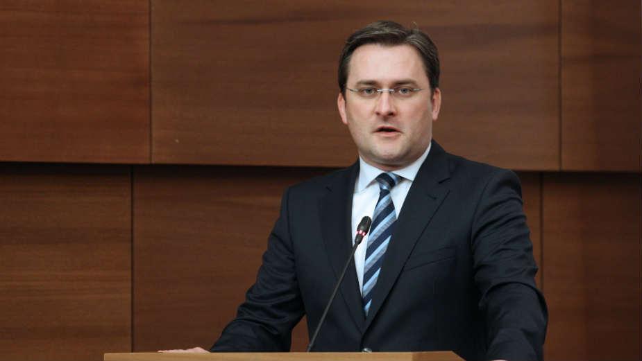 Selaković o izjavi hrvatskog ministra: Položaje zajednica ne treba prikazivati neistinito
