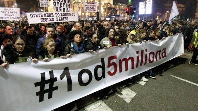 """Organizatori prvog protesta """"1 od 5 miliona"""" u Ivanjici: Staviti do znanja da ova opština umire 1"""