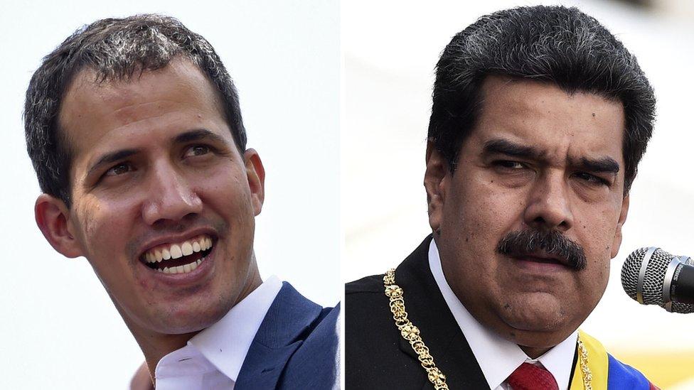 Gvaido i Maduro