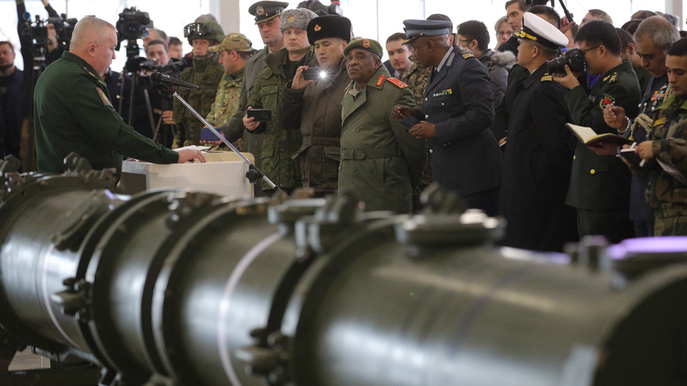 Rusija demonstrira rakete 9M729
