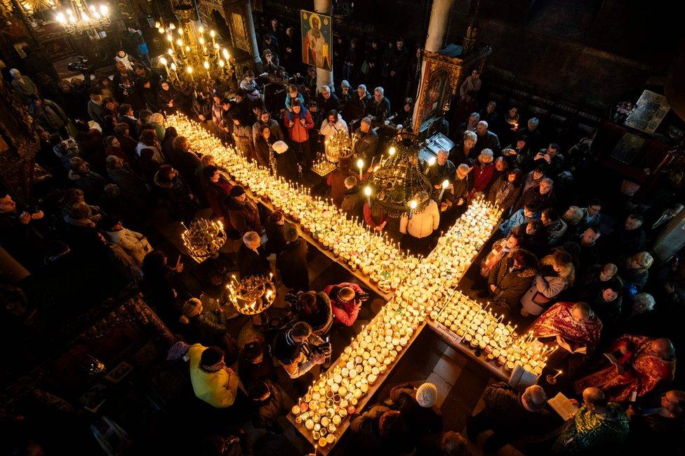obeležavanje svetog Haralampija u Bugarskoj