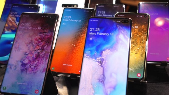 Samsung promovisao nove modele - Galaksi S10 i Galaksi Fold 4