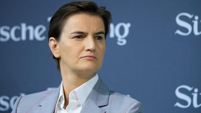 Ana Brnabić: Porodila se partnerka srpske premijerke 2