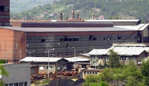 Blokada puta zbog neregularnog zapošljavanja u Trepči 3