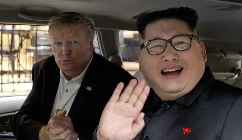 Uoči samita lidera SAD i Severne Koreje: Tramp želi uspeh 7