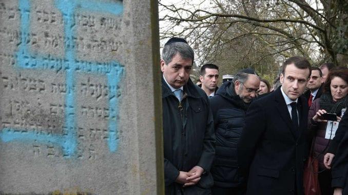Francuska suzbija antisemitizam na internetu 1