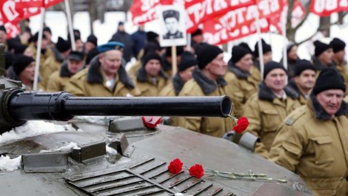 Oko 42 odsto Rusa smatra da je intervencija bila greška 1