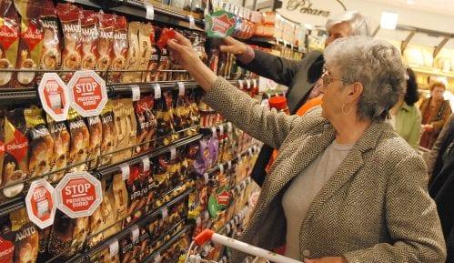 Ekonomista: Trajno zatvaranje prodavnica na severu dovelo bi do tragedije stanovništva 13