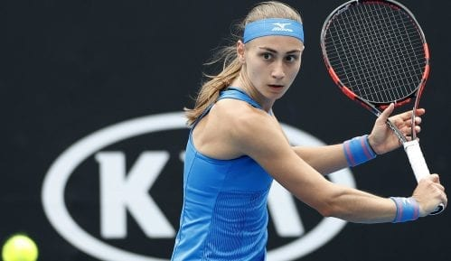 Krunićeva i Danilovićeva zadržale pozicije na WTA listi 10