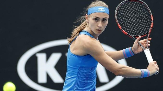 Krunićeva i Danilovićeva zadržale pozicije na WTA listi 3