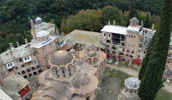 Grad Beograd finansiraće obnovu riznice i izgradnju arhivskog depoa u Hilandaru 13