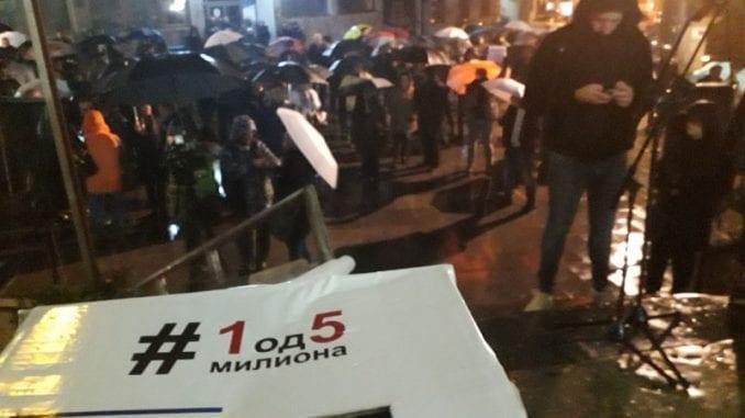 Protesti 1 od 5 miliona u više gradova (VIDEO, FOTO) 1