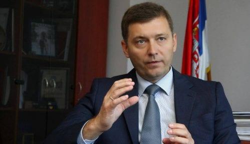 Zelenović: Unija tri entiteta do ujedinjenja u DS 4