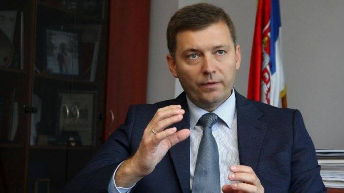 Zelenović: Unija tri entiteta do ujedinjenja u DS 1