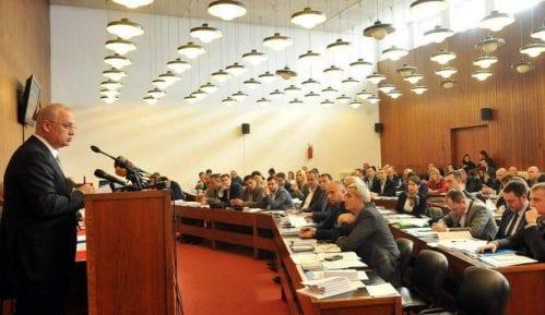 Sutra zasedanje Skupštine grada Beograda 2