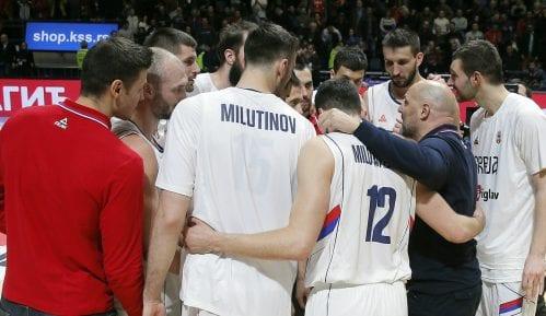Košarkaši Srbije sutra protiv Finske u Zrenjaninu, sve karte rasprodate 10