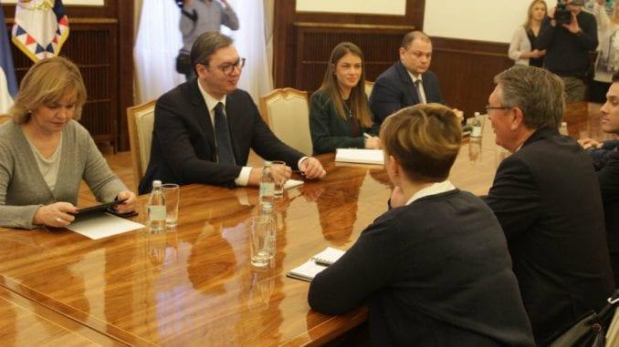 Vučić i Čepurin: Putinova poseta od velikog značaja za dalju saradnju 1