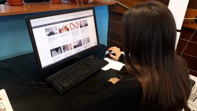 Trećina registrovanih onlajn medija u Srbiji nije aktivna 1