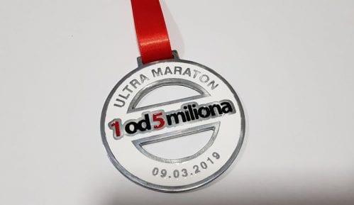 Trkački ultramaraton 1 od 5 miliona u petak kreće iz Svilajnca 2