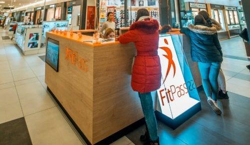 Otvoreno FitPass prodajno mesto na Novom Beogradu 2