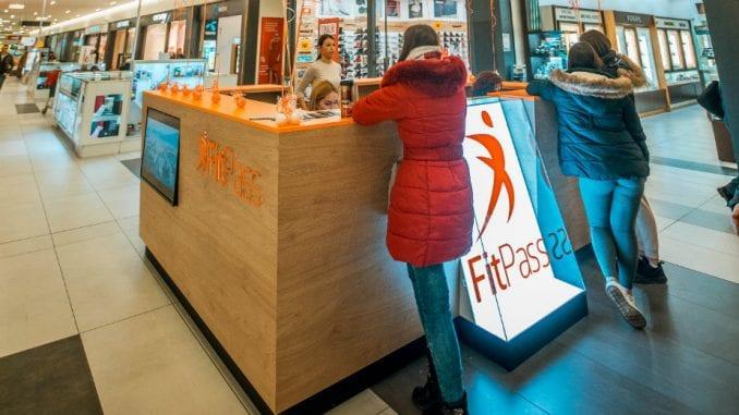 Otvoreno FitPass prodajno mesto na Novom Beogradu 1