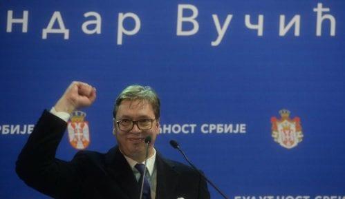 Vučić: Opozicija ne može da pobedi SNS 4