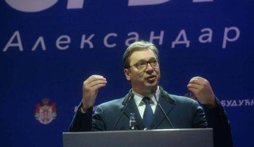 Vučić: Nećemo dozvoliti da našom politikom upravlja nijedna ambasada 1