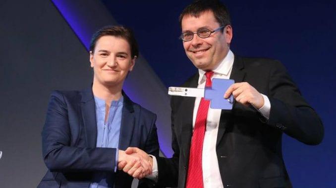 """Vansi: Hoćemo 15 miliona putnika na """"Nikoli Tesli"""" 2"""