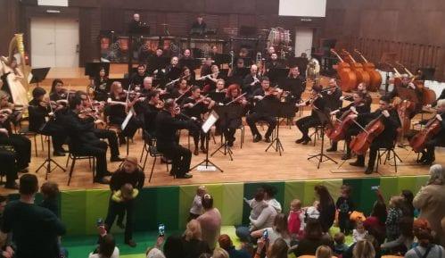 Filharmonija svira za bebe u Novom Sadu i Smederevu 2