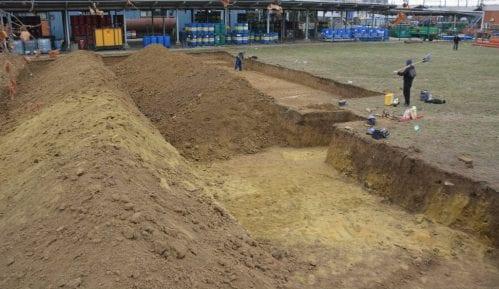 Nova arheološka otkrića u Viminacijumu 3