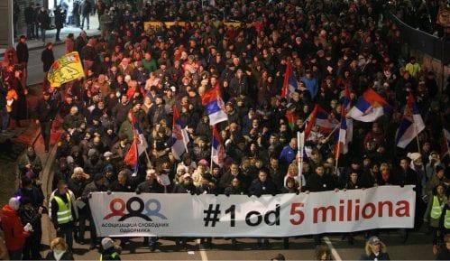 Vukadinović: Vučićev rejting u relativnom padu od decembra 3