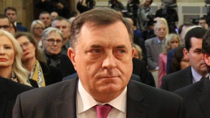 Odbijena tužba protiv Dodika 1