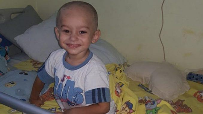 Malom Bogdanu iz Zaječara HITNO potrebna pomoć za odlazak na lečenje u Tursku 1