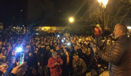"""Protesti """"1 od 5 miliona"""" održani u više gradova širom Srbije (FOTO, VIDEO) 15"""